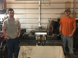 ​Welders Finish 2nd, 3rd in Nat'l Finals