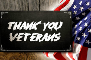 Veterans, Families Invited to Ceremony