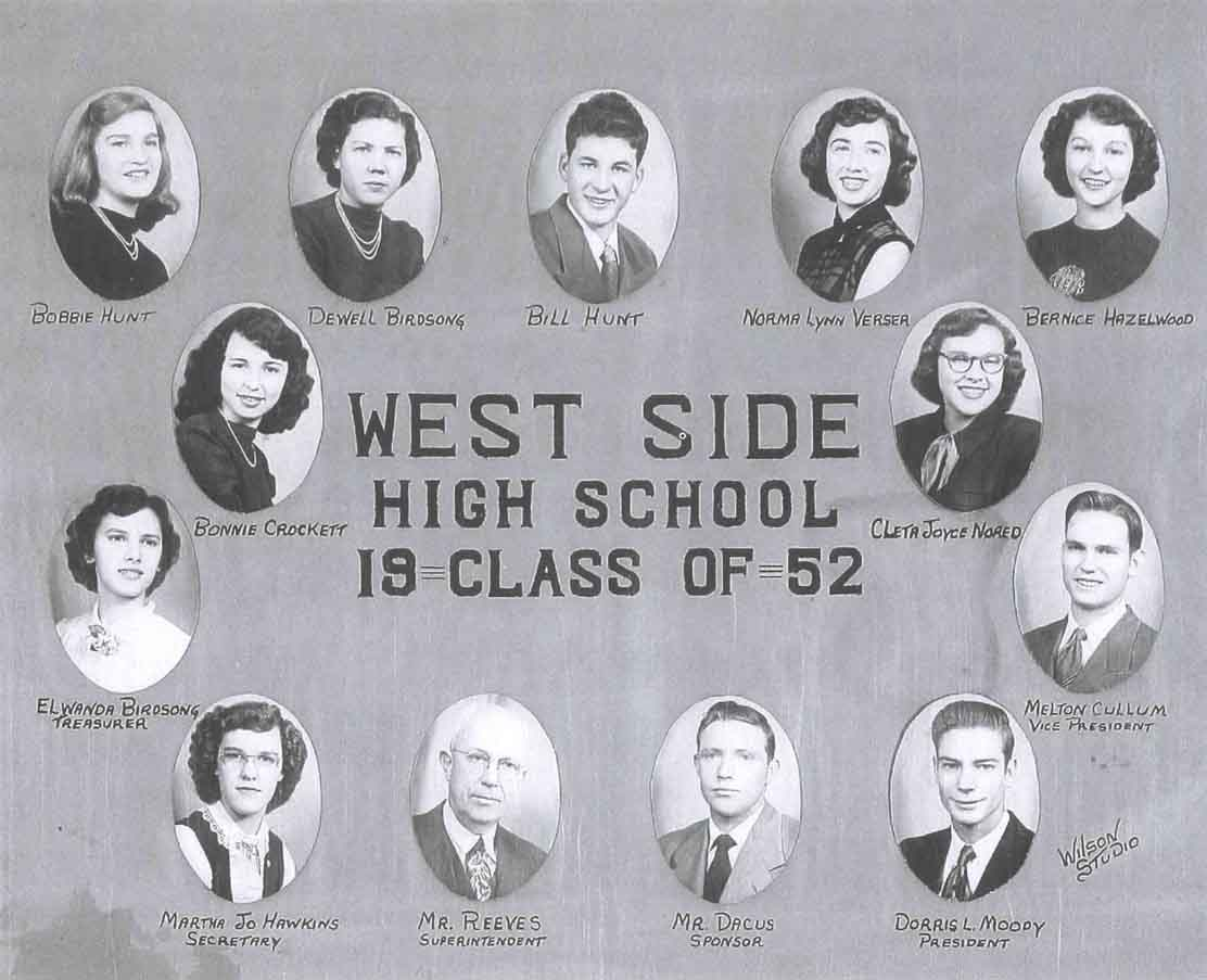 Have you bought your West Side Class Composite Book?